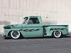 Custom Street Trucks | 1960-1966 Chevy/GMC Pickup Truck Restoration/Modification ...