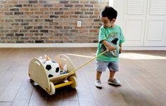 Muebles para niños, muebles creativos - DecoPeques