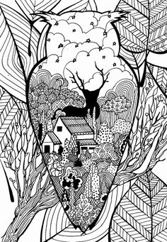 18 Best Doodle And Zentangle Images On Pinterest