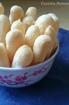 Biscoito de Polvilho - Cozinha Roman
