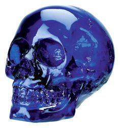 blue skull - Google Search
