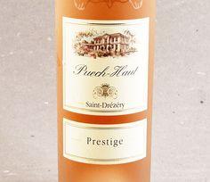 Um rosé especial: Château Puech-Haut Le Prestige Rosé #vinho #vinhorose #languedoc #grenache #cinsault #desconto