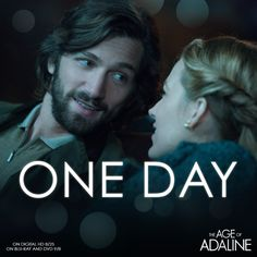 Own the eternally romantic Age of Adaline on Digital HD Tomorrow!