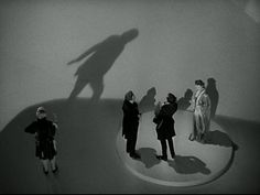 A Matter of Life and Death/ Stairway to Heaven (Michael Powell and Emeric Pressburger, Kim Hunter, Fritz Lang, Fantasy Films, Life And Death, Great Films, Film Stills, Art And Architecture, Cinematography, Old Things