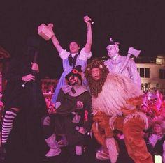 Backstreet boys cruise Halloween night 2014