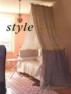 Creating Cottage Style: Stylish Ideas and Step-By-Step Projects: Katherine Sorrell: 9781841729428: Amazon.com: Books  --the front porch, daybed.