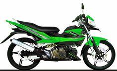 Perbandingan Kawasaki Athlete Dan Suzuki Satria F115 1