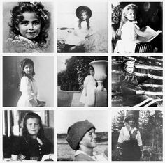 Collage of Grand Duchess Maria