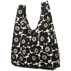 No More Plastic soup in the sea with The practical, lightweight Mini-Unikko bag from Marimekko is perfect for toting an umbrella or Marimekko, Poppy Pattern, Friend Wedding, Mini, Shopping Bag, Floral Prints, Plastic Bags, Stylish, Sea