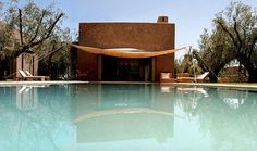 Pool/garden/country of my dreams! (Domain Royal Palm resort, Morocco by Studio KO Architects via remodelista