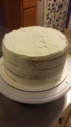 I think I might add rosemary to this...  http://www.bhg.com/recipe/lemon-olive-oil-cake-with-lemon-cream/