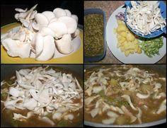 Meatless Mongo Soup