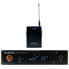 Audix AP41 BP Bodypack Wireless System 554-586 MHz