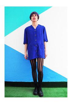 Electric blue | deshclothes | ASOS Marketplace