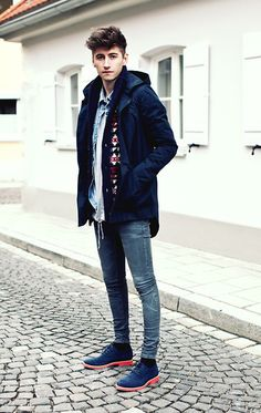 Want this jacket and shoes!