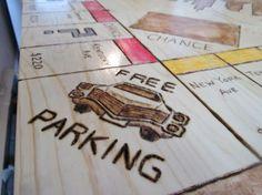 Monopol - Gra w PRO wydaniu? Genialny pomysł na Stolik | Zrób to Sam