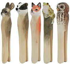 Wooden Owl Pegs what wicked pegs! Wooden Owl Pegs what wicked pegs! Wooden Owl, Wooden Animals, Wooden Pegs, Whittling Projects, Whittling Wood, Wood Projects, Wood Carving Designs, Wood Carving Patterns, Articles En Bois