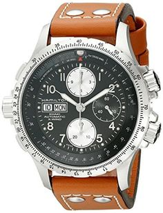 Hamilton Men's H77616533 Khaki X Chronograph Watch, http://www.amazon.com/dp/B000VDEWXC/ref=cm_sw_r_pi_awdm_bEq-vb073YHCV