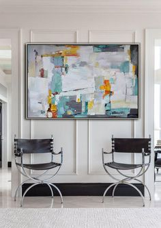 CZ Art Design (Celine Ziang Art) Hand painted original abstract painting, contemporary painting, minimalist painting on canvas, for modern homes.