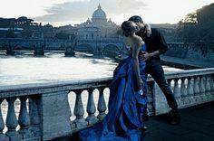 The famous Fashion Photographer Annie Leibovitz Picture