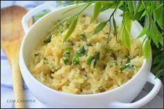 """Этот рцепт я подсмотрела в передаче """"Обед за 30 минут"""". Очень понравился такой вариант риса и как на гарнир и как самостоятельное блюдо...."""