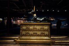 Tutankhamun's Treasures - Anubis Chest | by vintagedept