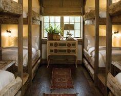 Built in bunkbeds