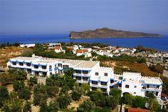 hotel area !! agia marina, chania , crete