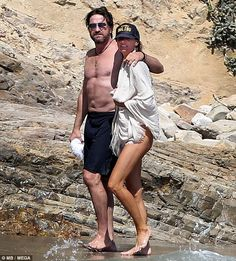 It seems Gerard Butler just can't stay away from his ex Morgan Brown after the pair were spotted enjoying a romantic stroll along the beach in Malibu, California, on Monday Kira Kosarin, Poster Boys, Malibu California, Men In Kilts, Gerard Butler, James Mcavoy, Liam Hemsworth, Chris Pine, Actor