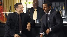 Ryan and Esposito - the great hunk duo addition to Castle.
