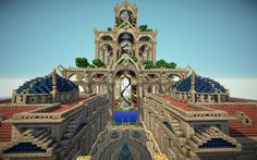 awesome minecraft    noobXP   10 Awesome Minecraft Builds