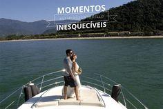 Marque aqui a companhia ideal para curtir esse paraíso! #VemProPortobello