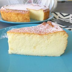 Migliaccio - La Recette du Gâteau de Semoule à la ricotta