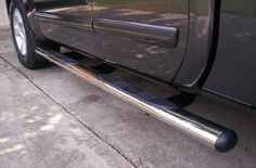 Choose from our many styles of Running Boards Made In USA: Premier and Premier Grip (Custom ABS Plastic Boards), GlaStep (Custom Fiberglass Boards), Factory Boards (Custom TPO Plastic), Commercial Boards (Custom .100 Diamond Tread Aluminum), ClassicPro and Classic Series (Custom and Universal Aluminum Boards), SideEffects (Universal ABS Boards) and TranSender - choice of ABS, TPO, Smooth Aluminum or Diamond Tread Aluminum Universal Boards paired with custom brackets.