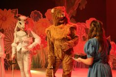 Alice in Wonderland / Merlin Theatre / December 2013