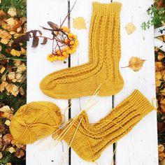 Warming kashmere wheat ear rib socks