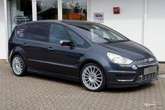 "Superturismo LM 19"" on Ford S-Max #OZRACING #RACING #SUPERTURISMO #LM #RIM #WHEEL"
