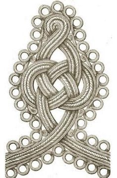Military Braid, Lace, and Other Trimmings for Uniforms and Decorative Accents - Uniform Ribbon Embroidery, Embroidery Patterns, Bustle Dress, Braid Designs, Passementerie, Gold Work, Gold Lace, Military Fashion, Military Style