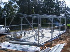 Metal Frame Home Plans Steel Frame Ready Cottage House For Comfy Living Hq Plans