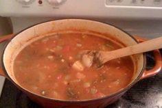 Portuguese Fennel Soup (Sopa de Funcho) - Easy Portuguese Recipes