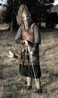 Viking archer II by VendelRus.deviantart.com