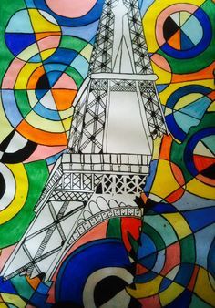 Eiffel Tower  my art from 2011