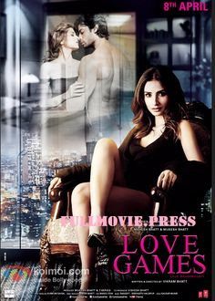 movie urban thriller film 2016. Love Games (2016) The film directed by Vikram Bhatt and produced by Mukesh Bhatt & Mahesh Bhatt. the film watch high defination in dvedrip quality to the film cast incudes Gourav Arora, Patralekha and Tara Alisha berry in a lead roll.
