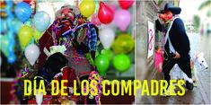 DIA DE LOS COMPADRES  Este año el día del compadre cae el 1 de febrero, ya que el día de los compadres varía cada año.  Llegando febrero, también llega la alegría de carnavales tradicionales, y también los días de los compadres y comadres, donde se muestran tradiciones y costumbres que se han pasado de generaciones en generaciones. http://www.quipu-cusco.com/news/dia-de-los-compadres/