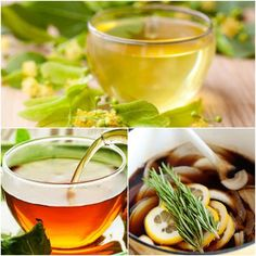 The best tea cough and cold, cook your onion, lime and elderflower tea