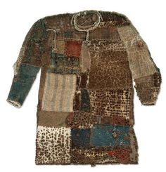 oieouio:        Roucho (Robe)        by František Skála                 Mixed media art, seaweed