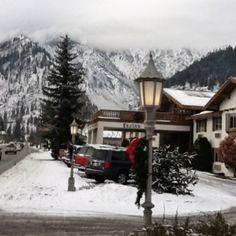 I just love Leavenworth WA! Leavenworth Washington, Seattle Washington, Washington State, Christmas Town, Christmas Vacation, Coeur D'alene Idaho, Christmas Wonderland, Swiss Alps, Travel Activities