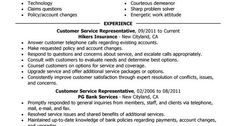 Resume Examples For Customer Service High School Resume Template, Executive Resume Template, Resume Templates, Customer Service Resume Examples, Customer Service Representative, Telephone Call, Cv Examples, Writing, Being A Writer