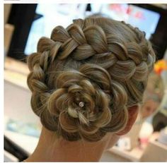 Coolest hair style