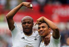 Meet Swansea's silent assassin... AKA Jefferson Montero.  http://bbc.in/1HSctIa #SWANS